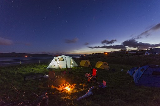 4 Camping Etiquette Tips