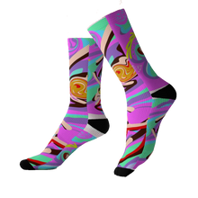 Load image into Gallery viewer, 'Twisted B*tch™️' Socks
