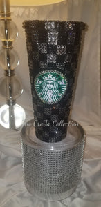 Starbucks Louis Vuitton Inspired Cup