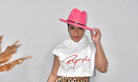 Create Your Own Signature POPPIN Chic Hoodie, Tee, Crewneck or Crop