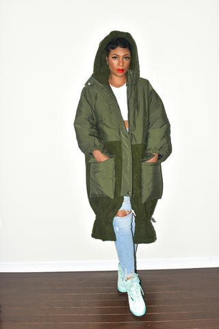 Hunter Parka Coat