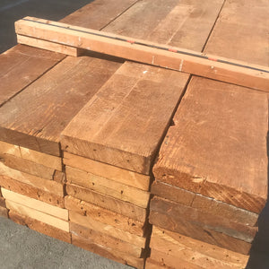 Reclaimed Old Growth Douglas Fir Stock