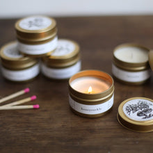 Gold Travel Candle