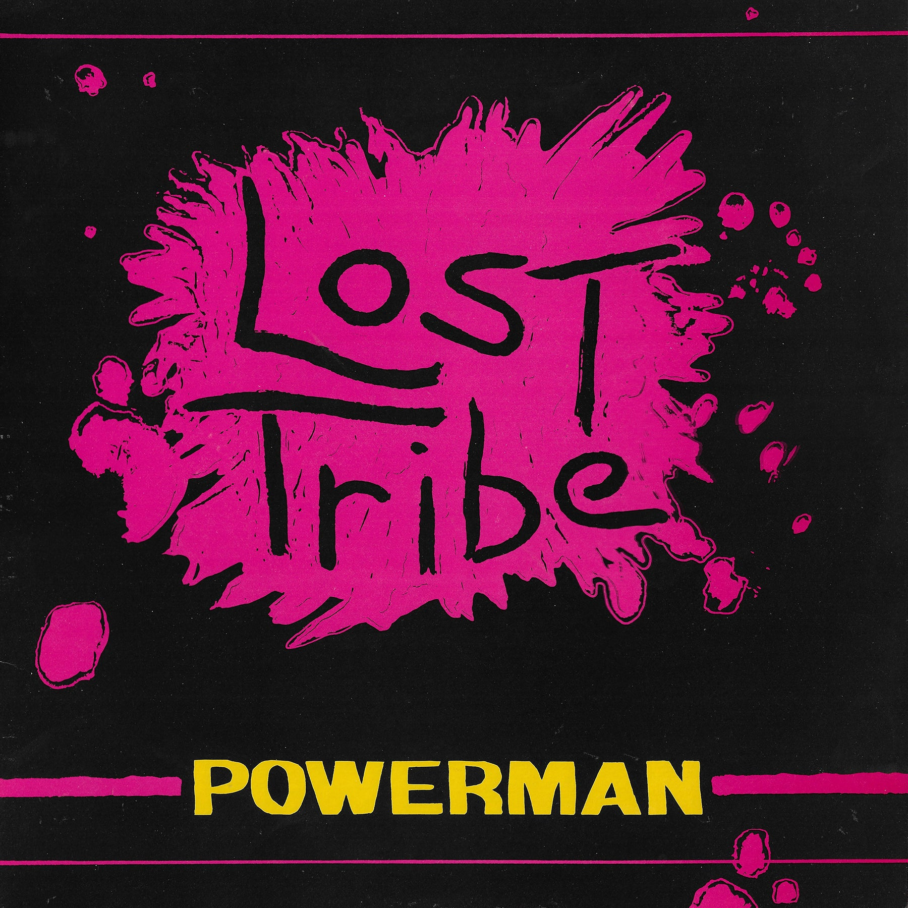 Powerman - Lost Tribe