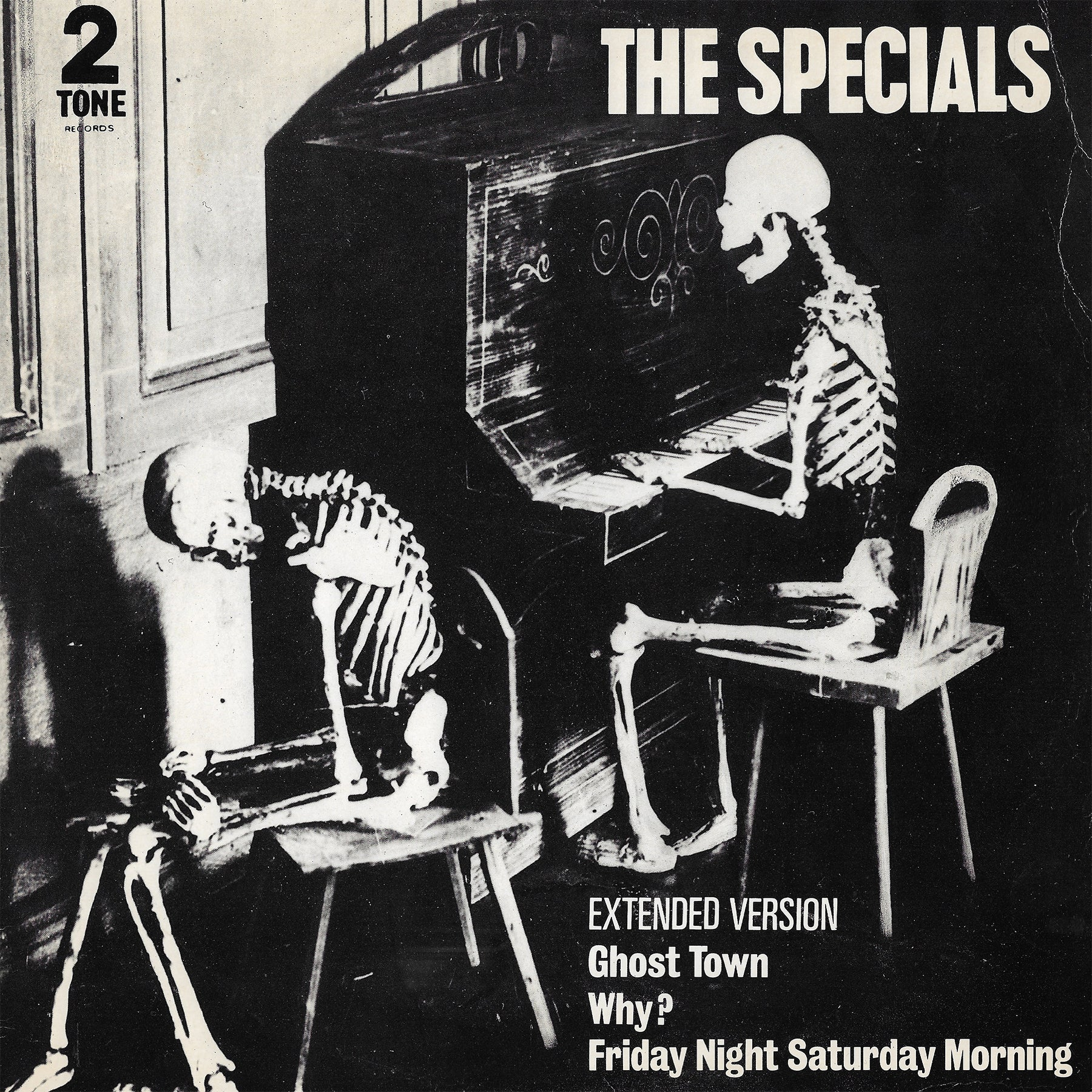 The Specials - Ghost Town / Why? / Friday Night, Saturday Morning