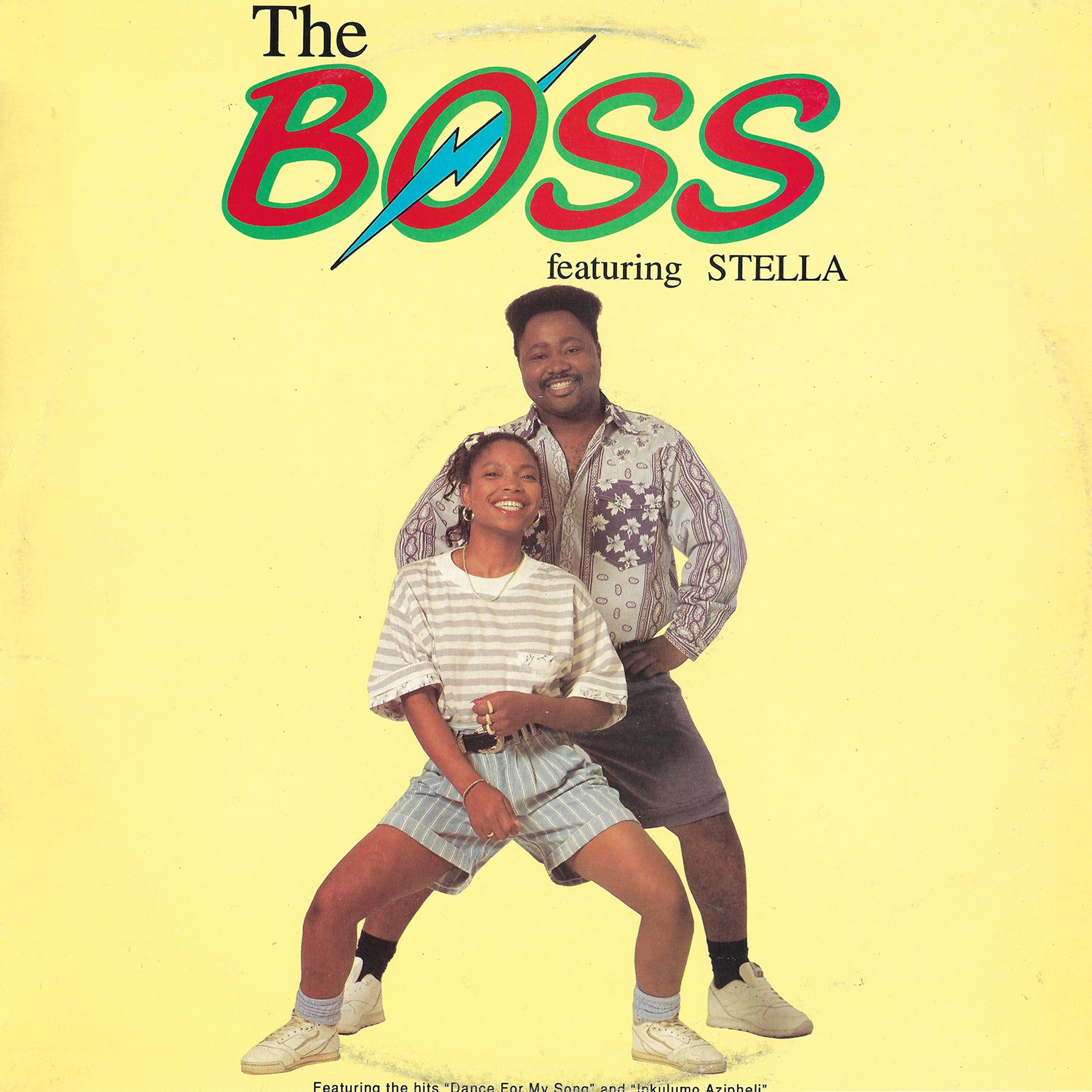 The Boss Featuring Stella - Dance For My Song