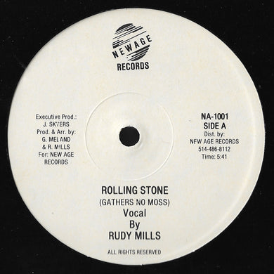 Rudy Mills - Rolling Stone (Gathers No Moss)