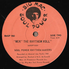 "Pinny Johnson (Reality Singers) / Soul Power Rhythem Makers - Don't Stop The Music / ""Mek"" The Rhythem Roll"