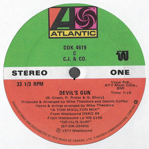 C.J. & Co - Devil's Gun / We Got Our Own Thing