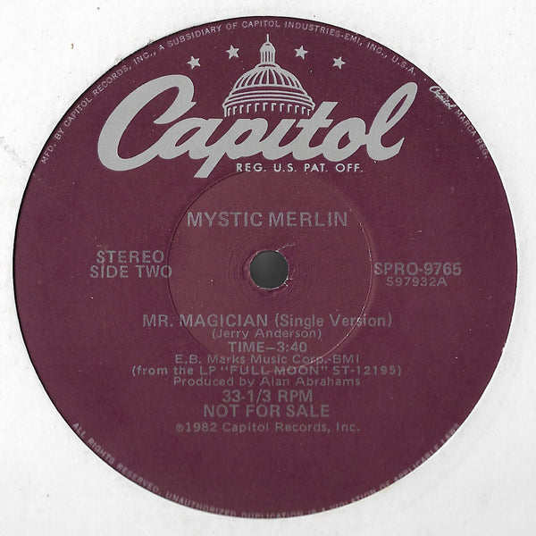 Mystic Merlin - Mr Magician