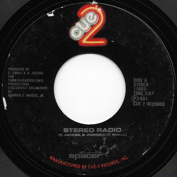 Spacer - Stereo Radio