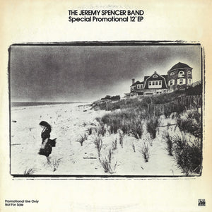 "The Jeremy Spencer Band - Special Promotional 12"" EP"