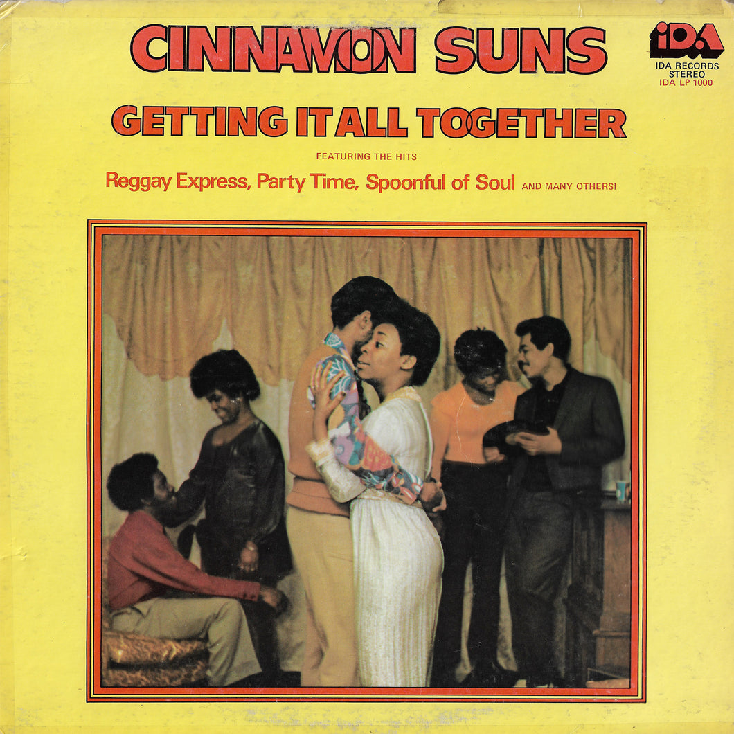 Cinnamon Suns - Getting It All Together