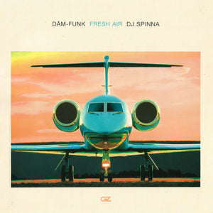 Dam-Funk, DJ Spinna - Fresh Air