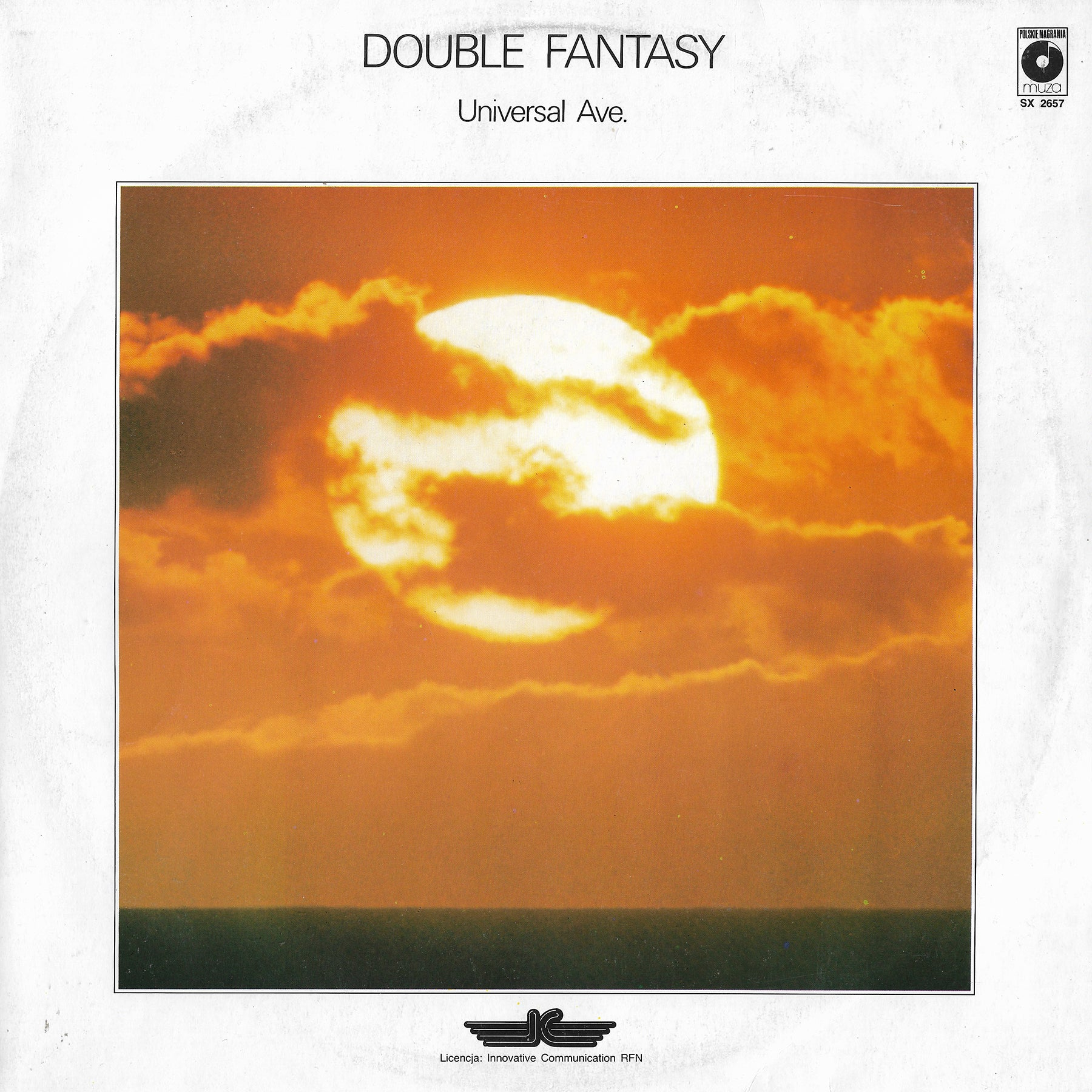 Double Fantasy - Universal Ave.