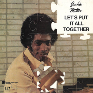 Jackie Mittoo - Let's Put It All Together