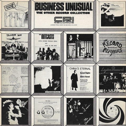 Business Unusual (The Other Record Collection)