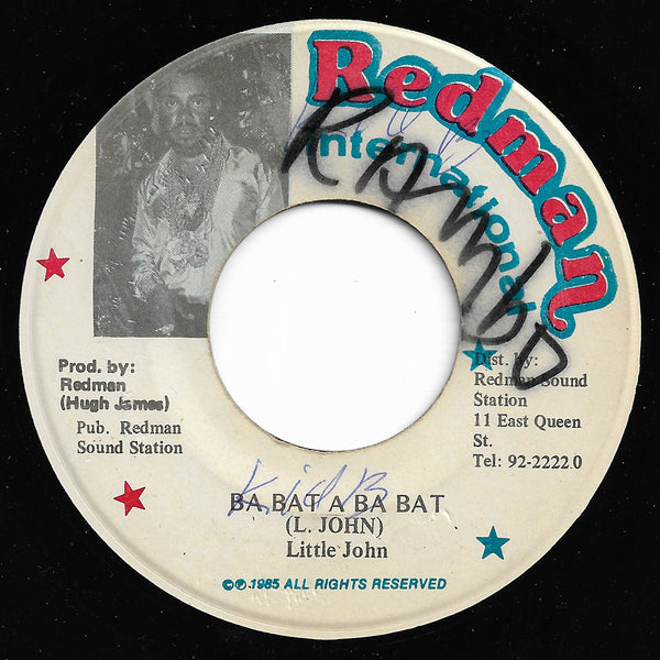 Little John - Ba Bat A Ba Bat