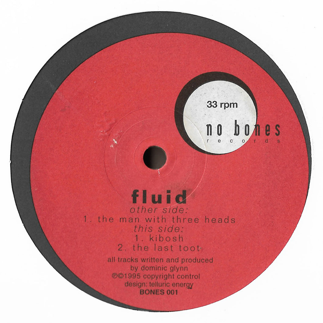 Fluid - The Man With Three Heads