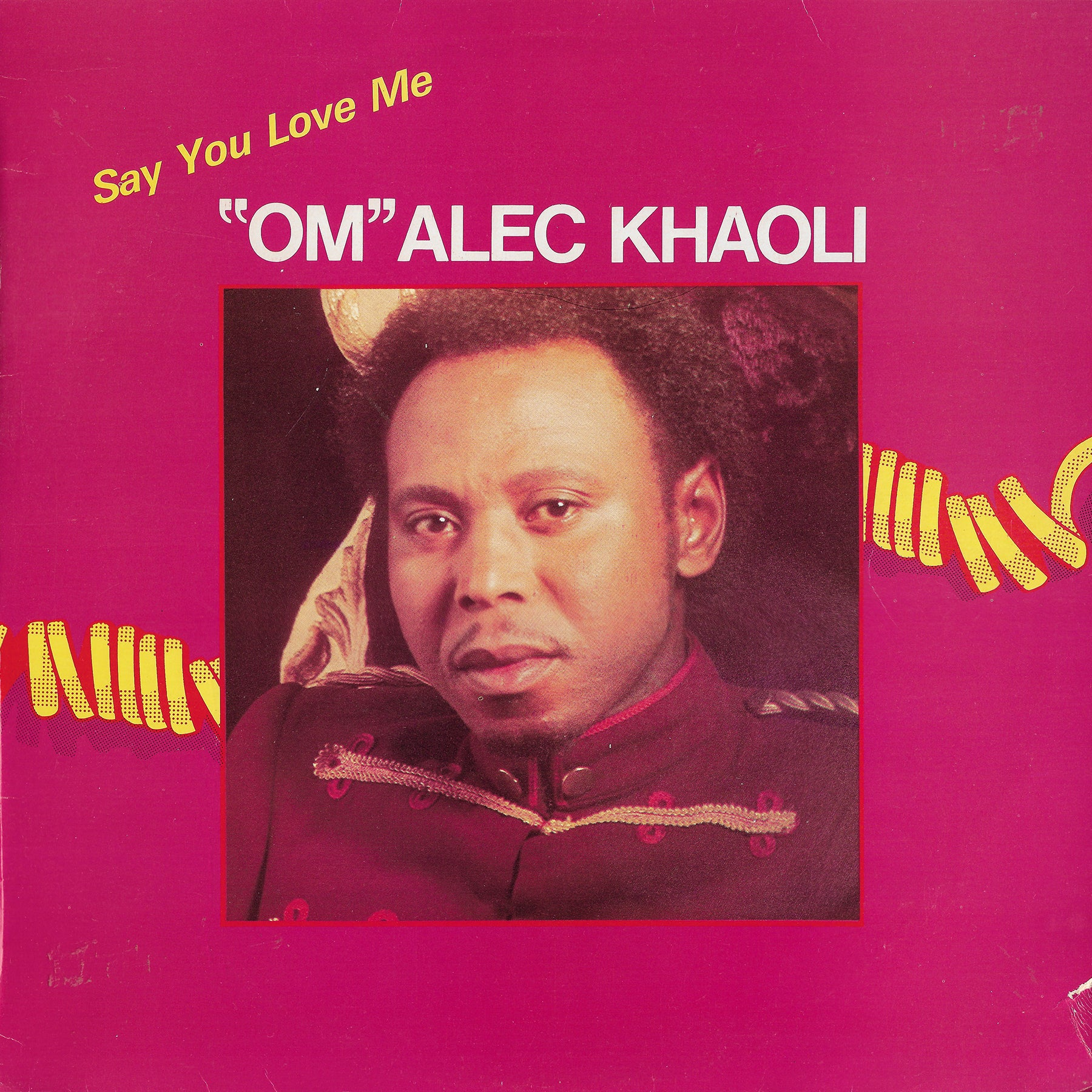 """Om"" Alec Khaoli - Say You Love Me"