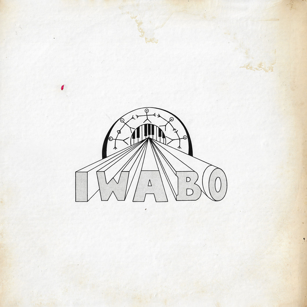 IWABO - Reggae Down / Smile On Your Face
