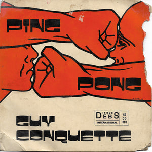 Guy Conquette - Ping Pong
