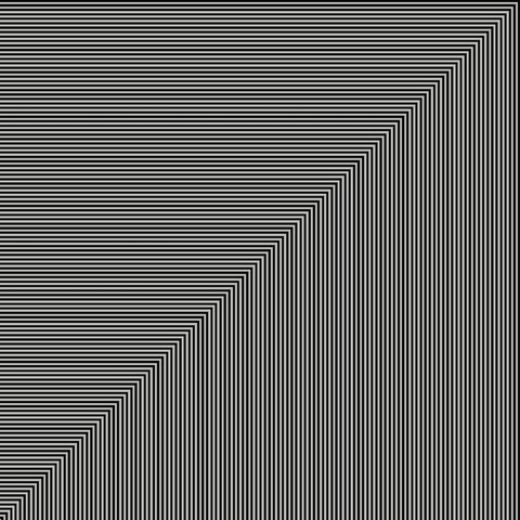 Dopplereffekt - Cellular Automata