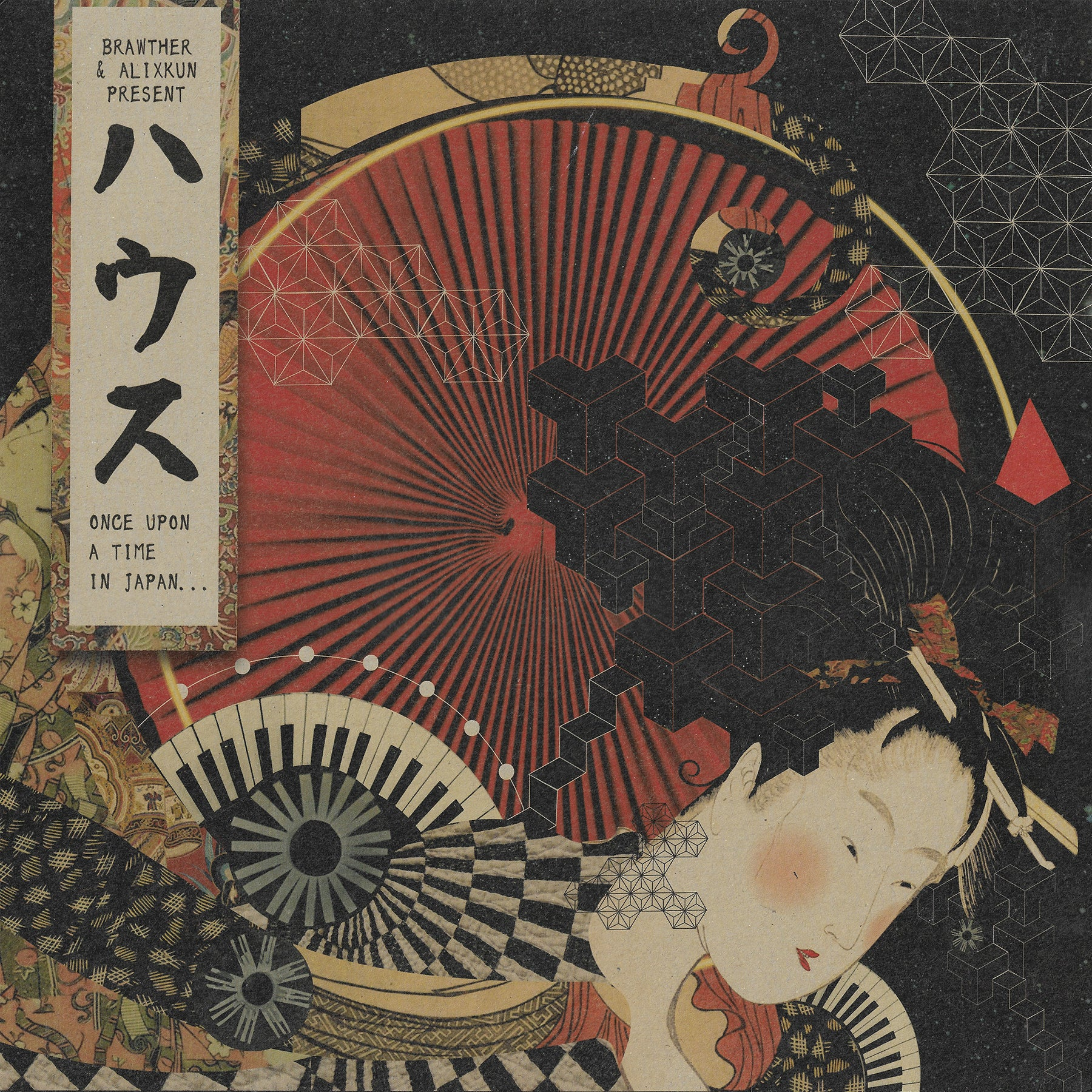 Brawther & Alixkun - ハウス Once Upon A Time In Japan...