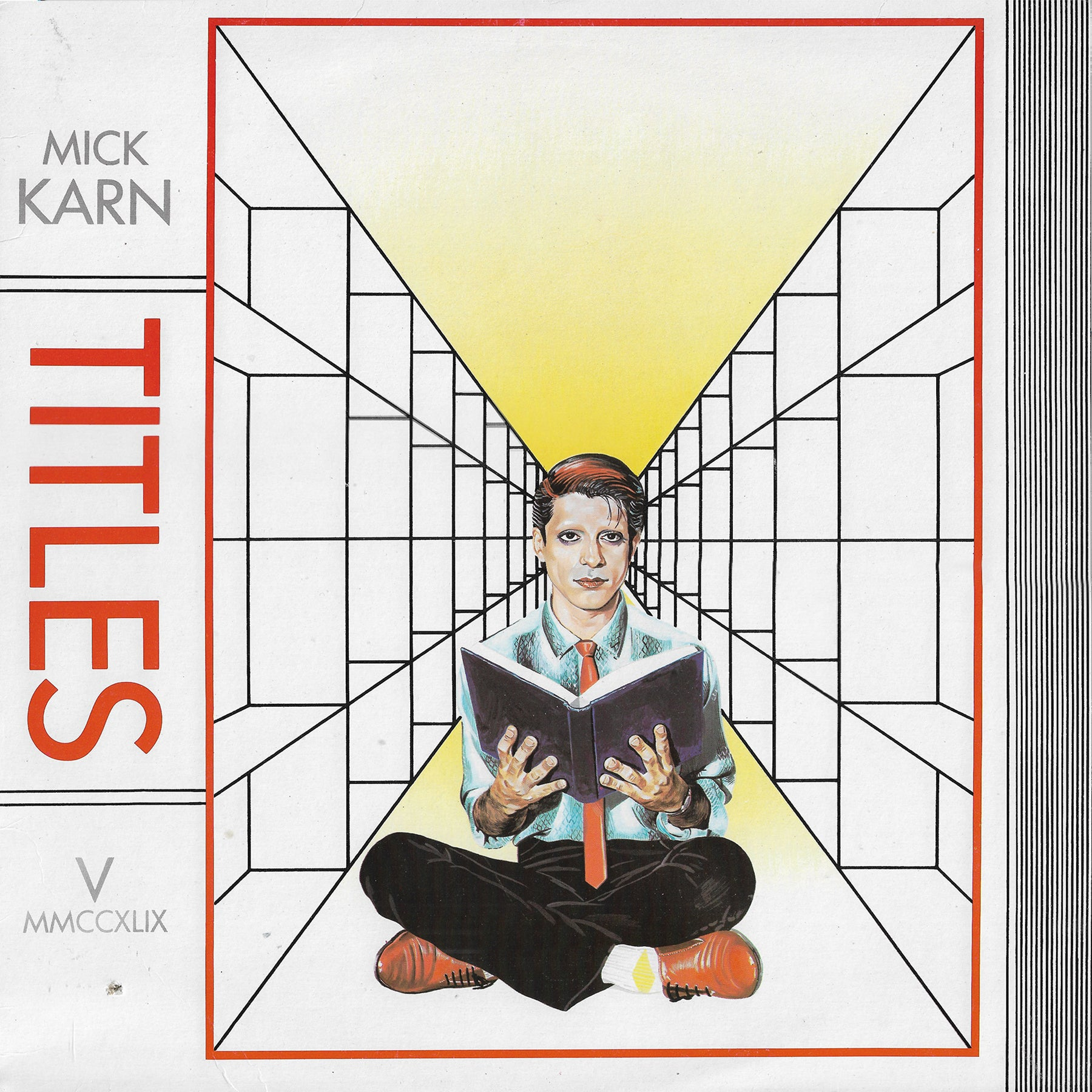 Mick Karn - Titles
