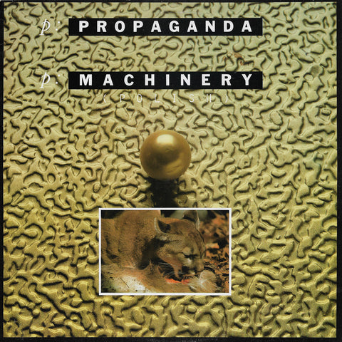 Propaganda - p: Machinery (Polish) / Frozen Faces