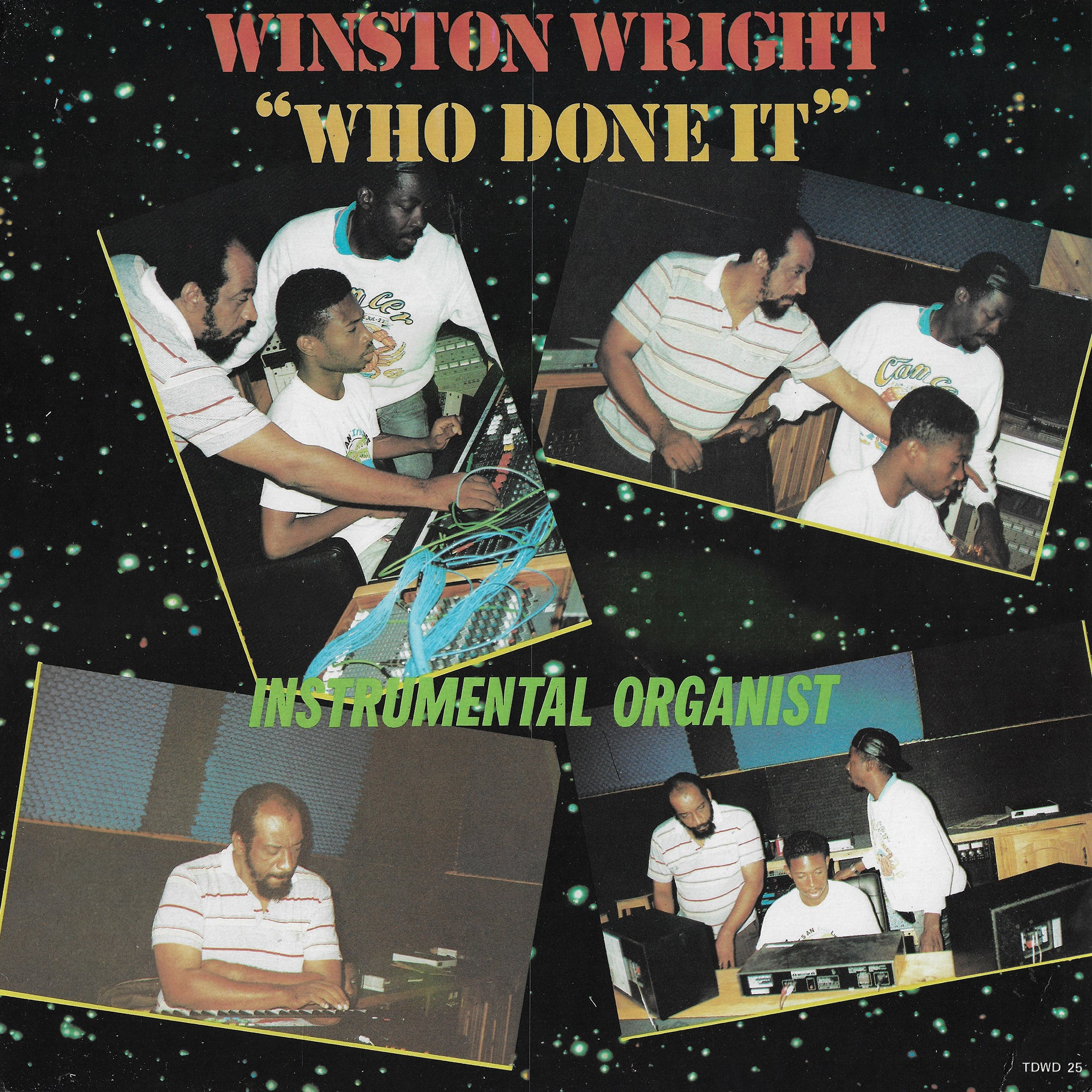 Winston Wright - Who Done It