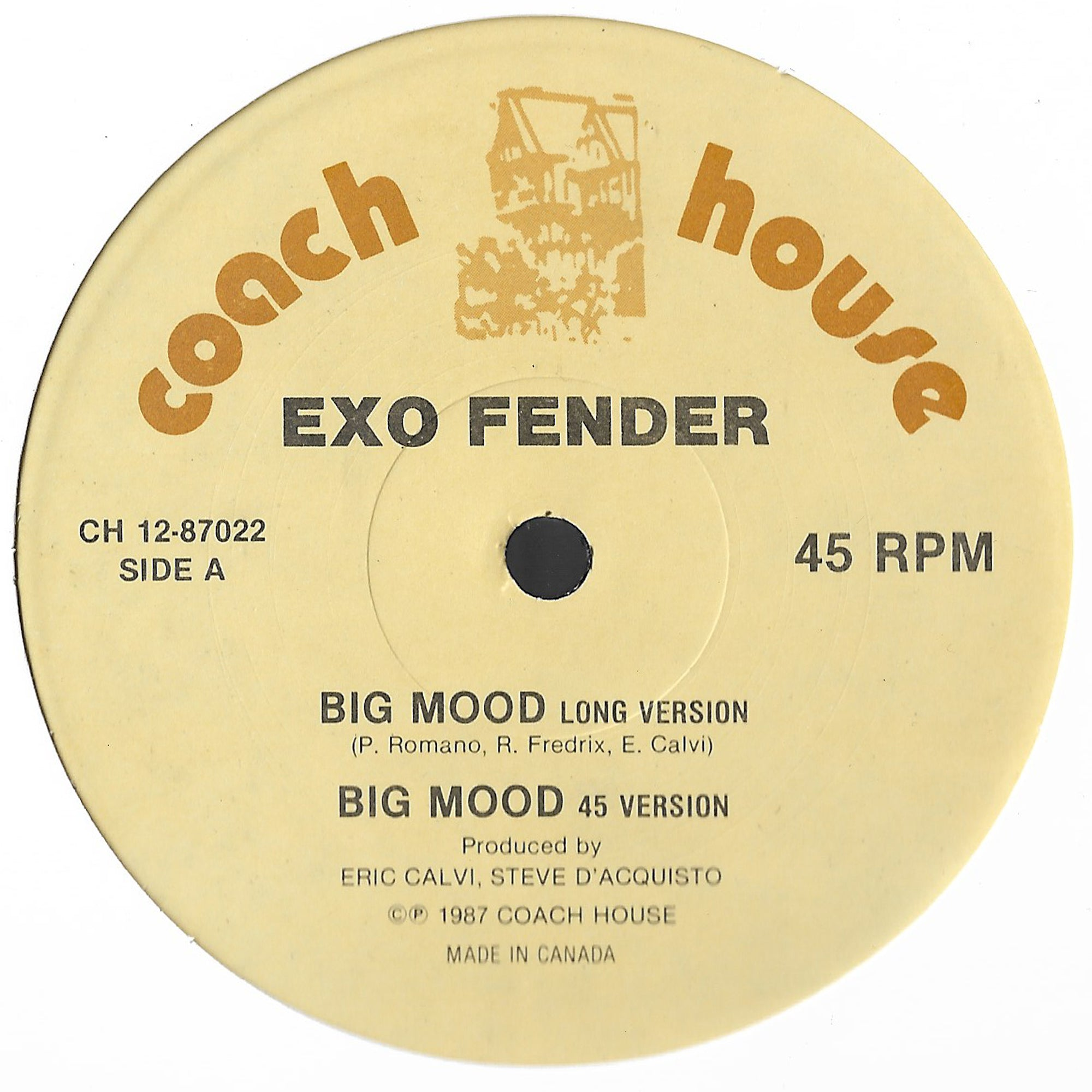 Exo Fender - Big Mood