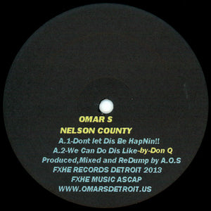 Omar-S - Nelson County