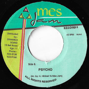 Suru Board - You Make Me / Psycho Riddim