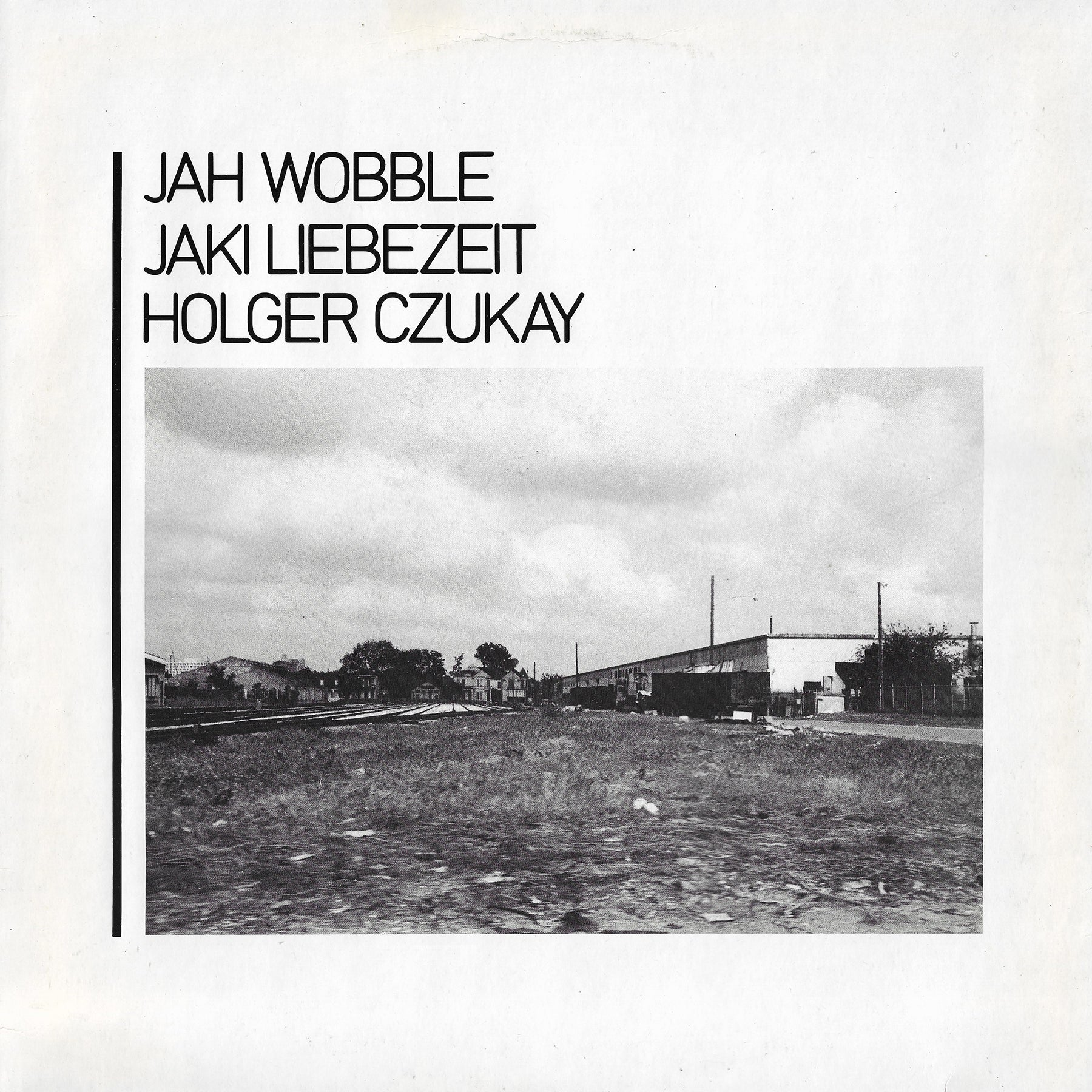 Jah Wobble, Jaki Liebezeit, Holger Czukay - How Much Are They?