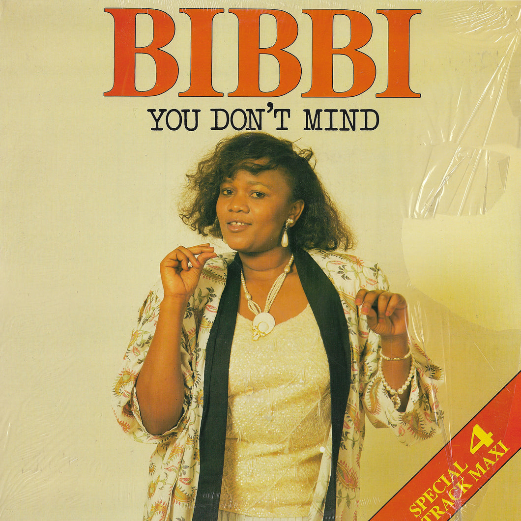 Bibbi - You Don't Mind