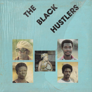 The Black Hustlers - The Black Hustlers