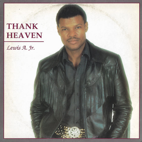 Lewis A. Jr. - Thank Heaven / Fight The Feeling