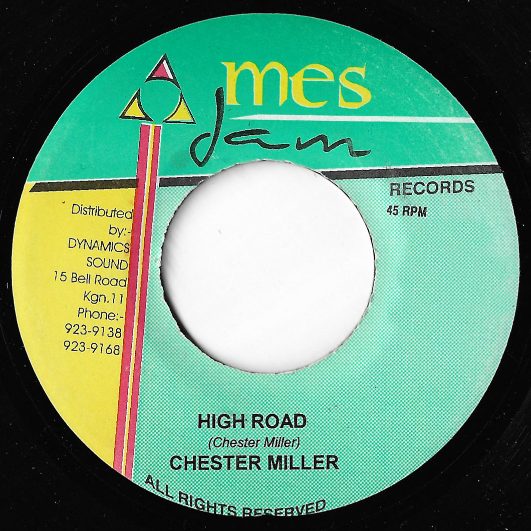 Chester Miller - High Road