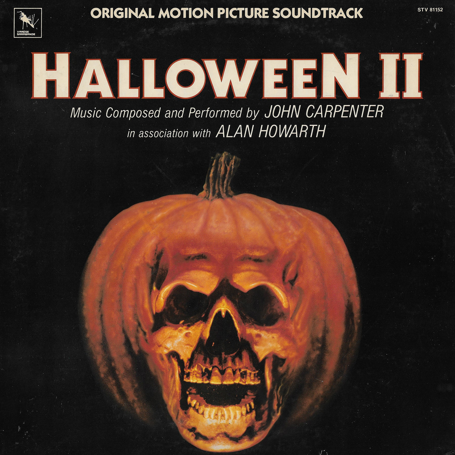 John Carpenter In Association With Alan Howarth - Halloween II