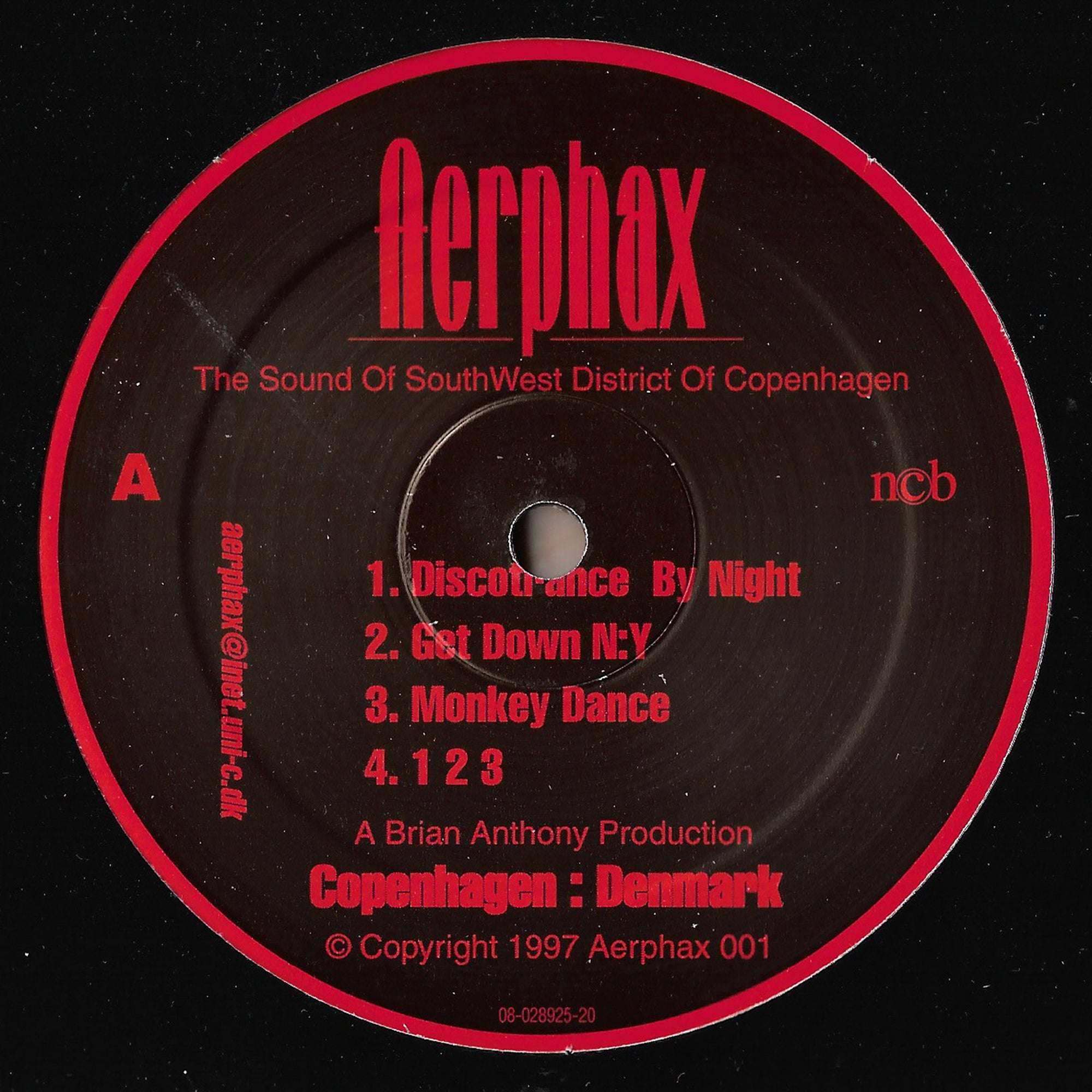 Aerphax - The Sound Of Southwest District Of Copenhagen