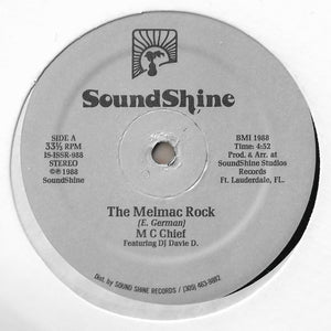MC Chief Featuring DJ Davie D. - The Melmac Rock