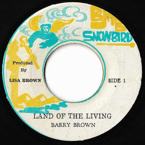 Barry Brown - Land Of The Living