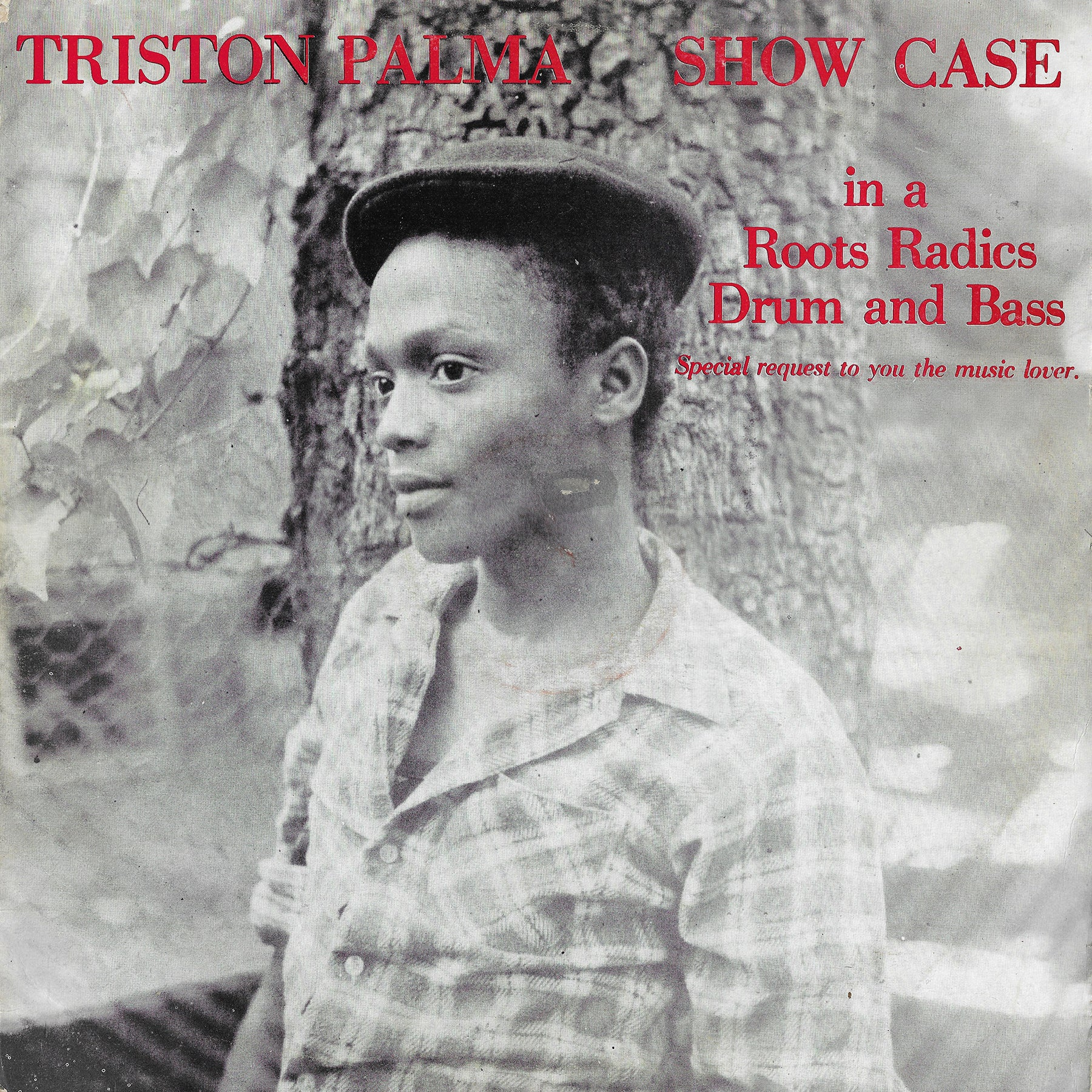 Triston Palma - Show Case (In A Roots Radics Drum And Bass)