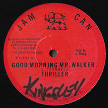 Barrington Levy / Thriller - Praise His Name / Good Morning Mr. Walker
