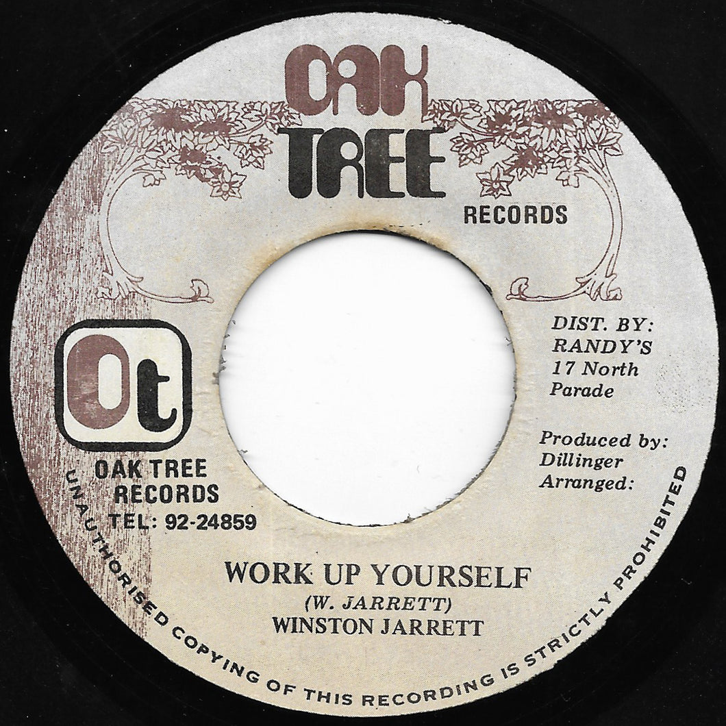 Winston Jarrett - Work Up Yourself