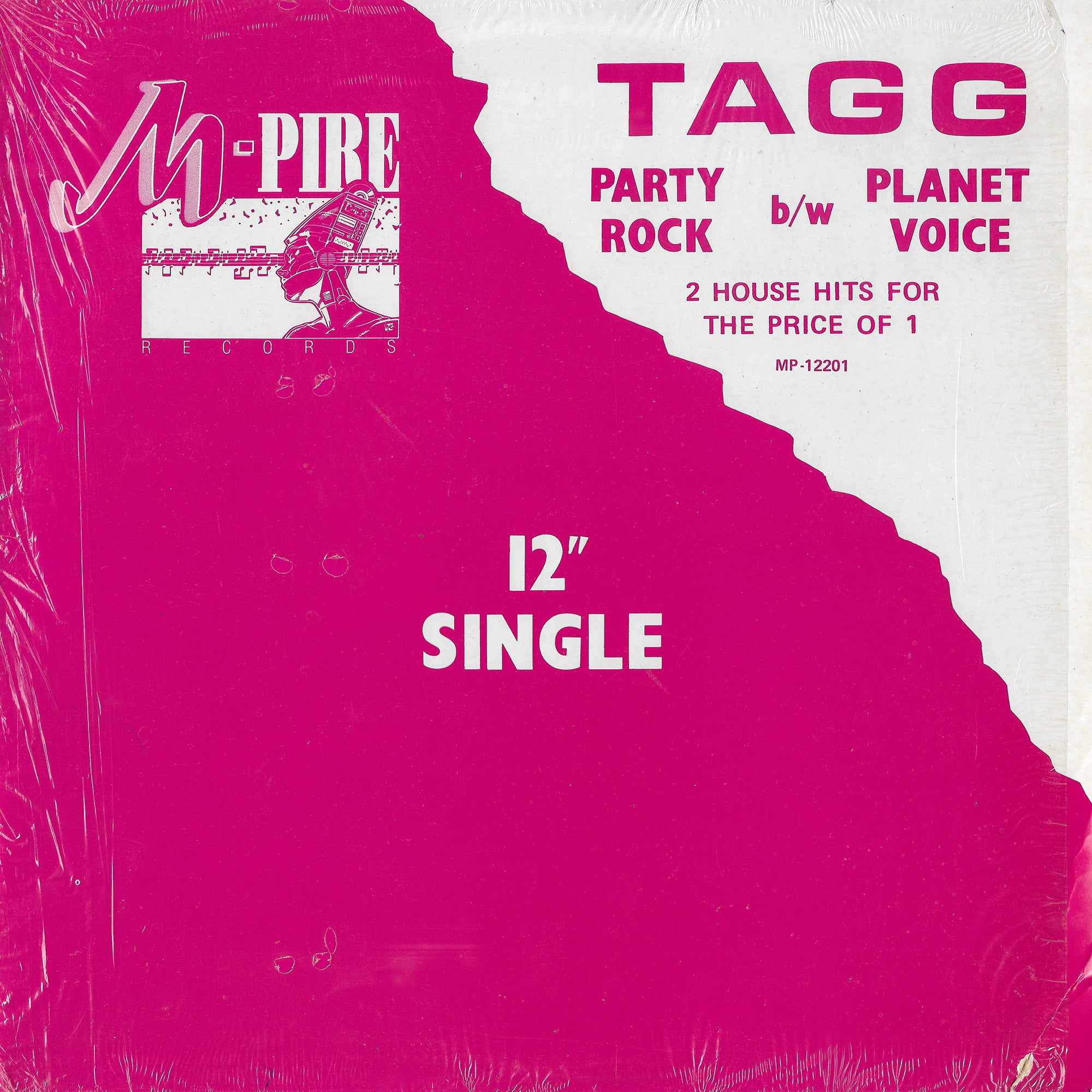 Tagg - Party Rock / Planet Voice