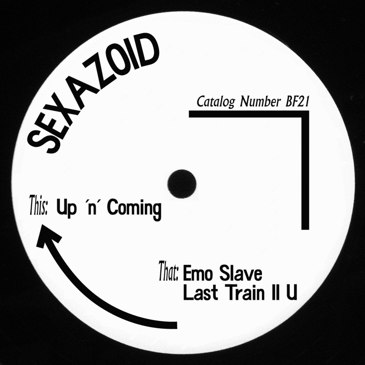 Sexazoid - Up 'n' Coming