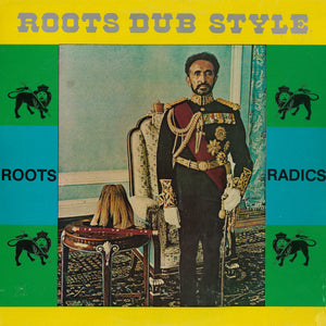 The Roots Radics - Roots Dub Style