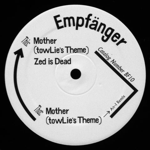 Empfänger - Mother (towLie's Theme)